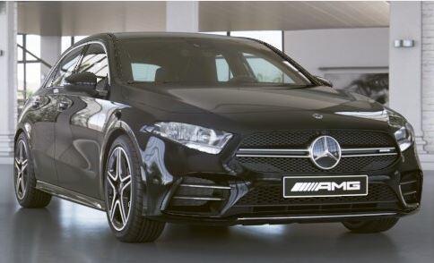 Mercedes-Benz A 35 AMG für 369€ Netto in der Frühjahresaktion