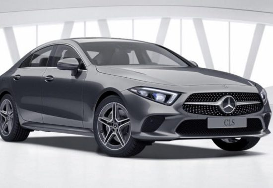 Mercedes-Benz CLS 350 d 4MATIC AMG Line mit 286PS