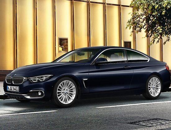 BMW 420d xDrive Coupé Junger Gebrauchter für 295 € / LF 0,5
