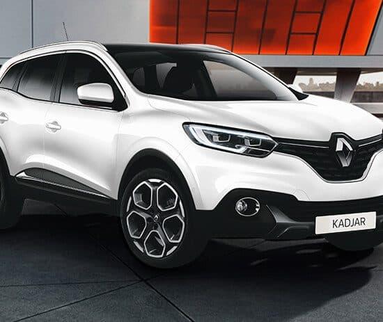 Renault KADJAR 2019 Business TCe 160 EDC Automatik für 129 €