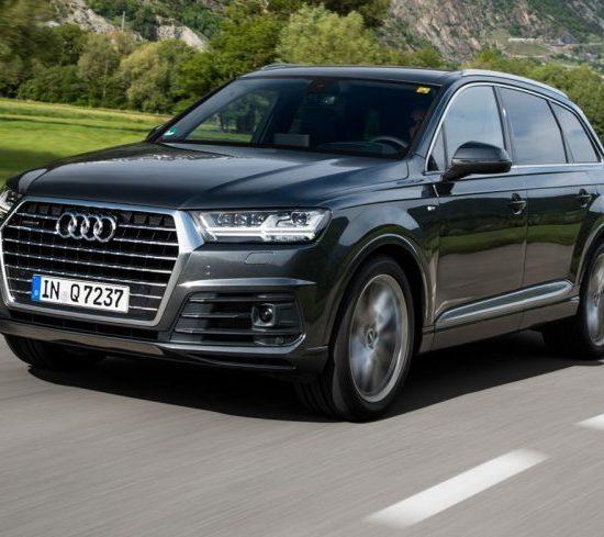 Audi Q7 50 TDI quattro tiptronic für 451,15 € im Monat