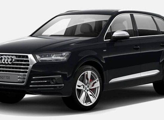 Audi SQ7 4.0 TDI quattro Pano, 21 Felgen und 435 PS für 756,30 €