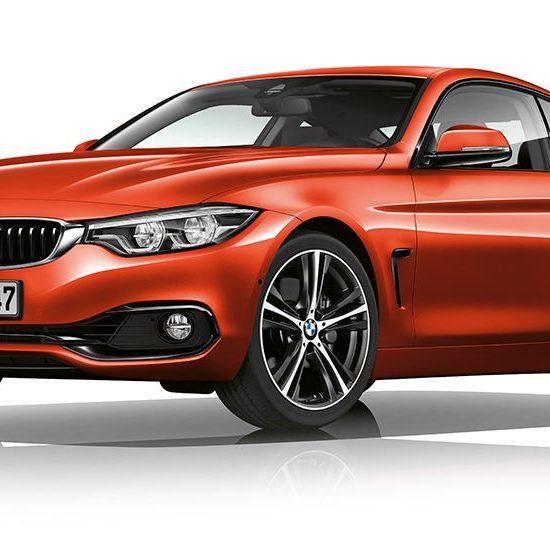 BMW 420i Coupé im M-Sport Paket für 299 € Netto ohne Sonderzahlung
