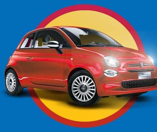 Fiat 500 Privatkunden Leasing Aktion 12 Monate für 89 €