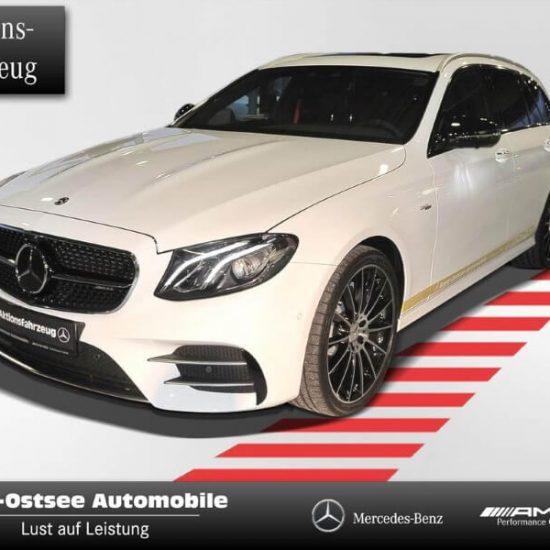 Mercedes-Benz E 53 AMG T 4MATIC mit 435 PS für 699 € monatlich