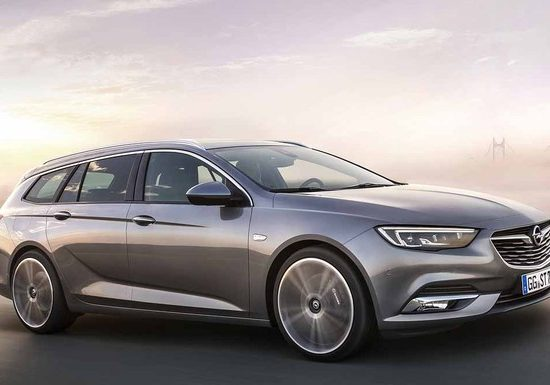 Opel Insignia Sports Tourer 2.0 GSI BiTurbo für 279,83 €