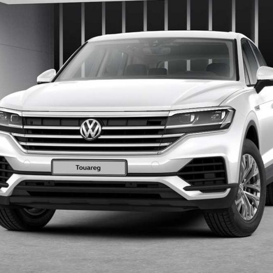 Der neue VW Touareg 3,0 k V6 TDI (231 PS) ab 399 € mtl.