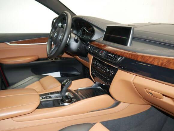 BMW X6 M50d für 565,55 € (beim 129.500 € Bruttolistenpreis des Wagens)
