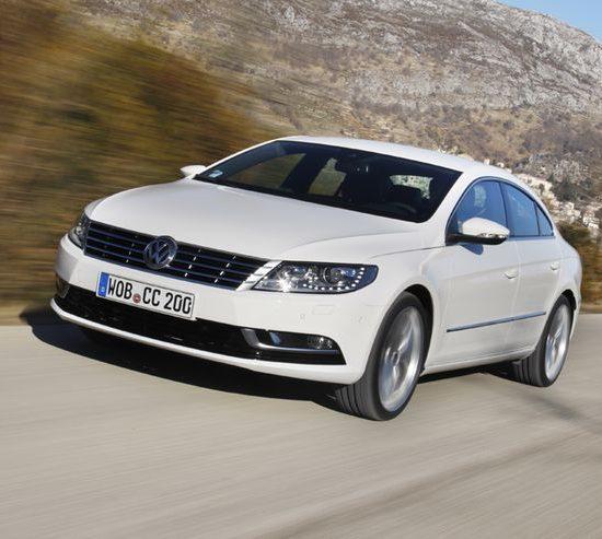 Volkswagen CC 2.0 TDI DSG für 289 € brutto/ Monat