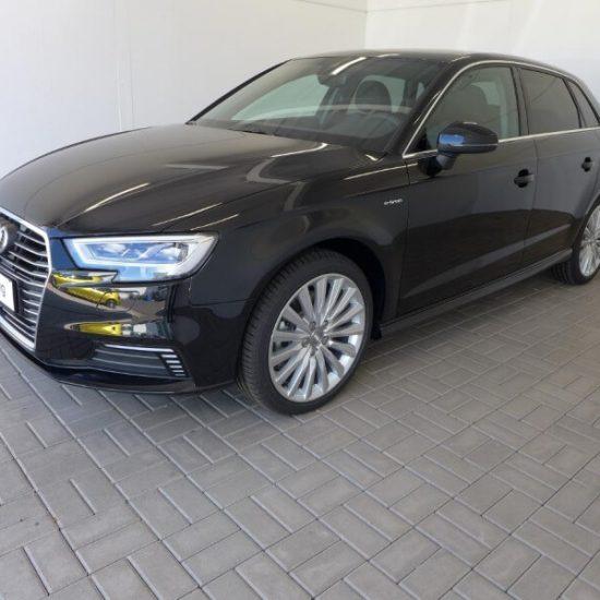 Audi A3 e-tron Sportback sofort verfügbar für 289 €