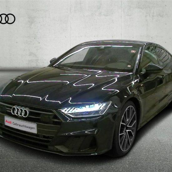 Audi A7 Sportback 50 TDI S Line 286 PS Voll für 577 € brutto