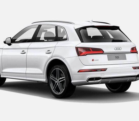 Der neue Audi SQ5 TDI im Vorverkauf für 555 € netto Leasingrate