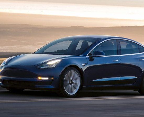 Tesla Model 3 Leasing – Longrange Bestellfahrzeug für 599 €