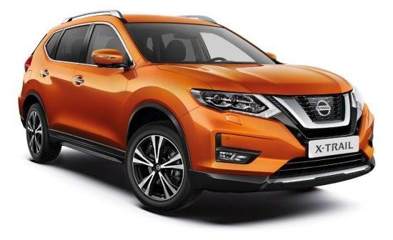 Nissan X-Trail 0% Leasing Sonderaktion für  319 € brutto / Monat