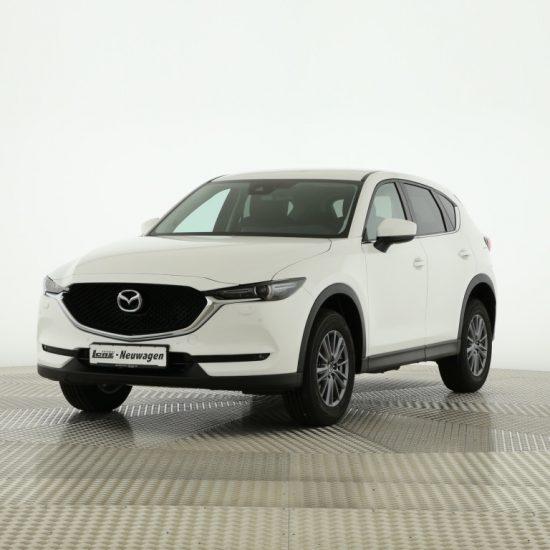 Mazda CX-5 Exclusive-Line für 248,21 € brutto / Monat