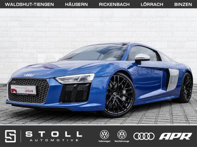 Audi R8 5.2 FSI (610PS) für einen Leasingfaktor von 0,6 (1.260€ / Monat netto)