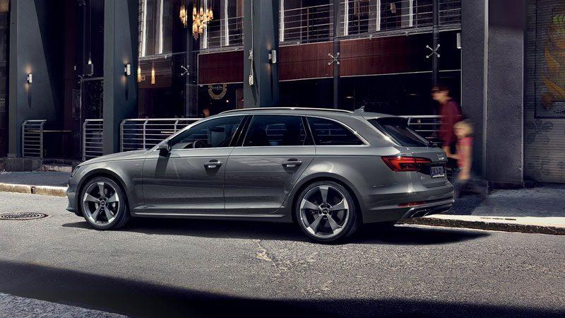 Audi A4 Avant 2019 Modell