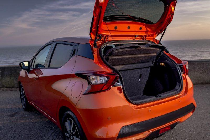 Nissan Micra 1,0 Acenta für 109 € Brutto/ Monat