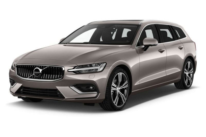 Volvo V60 T4 Inscription Geartronic für 198 € / Monat – Leasingfaktor 0,465