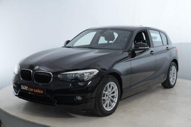 BMW 116 i Advantage für 199€ im Monat