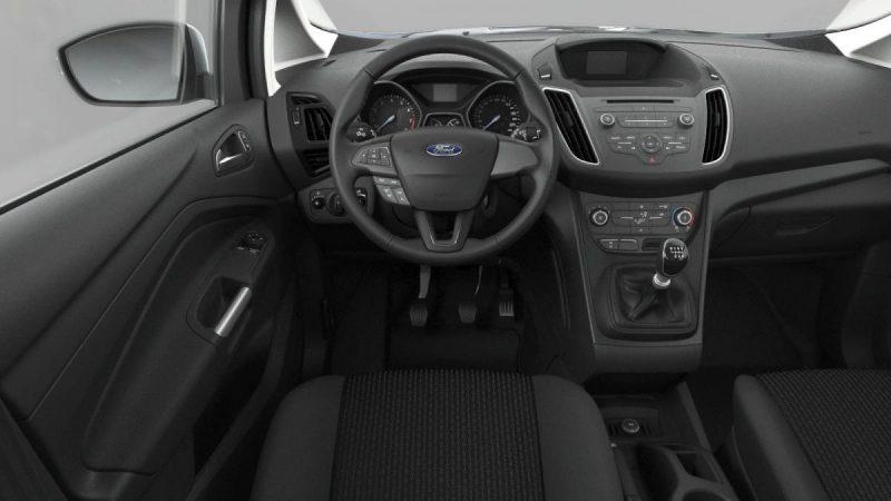 Ford C-Max Ambiente für 103,53 € brutto/ Monat