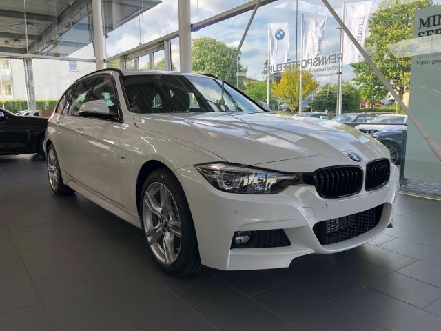 BMW 320 d Touring M Sport Shadow für 291,10€ Netto / Monat