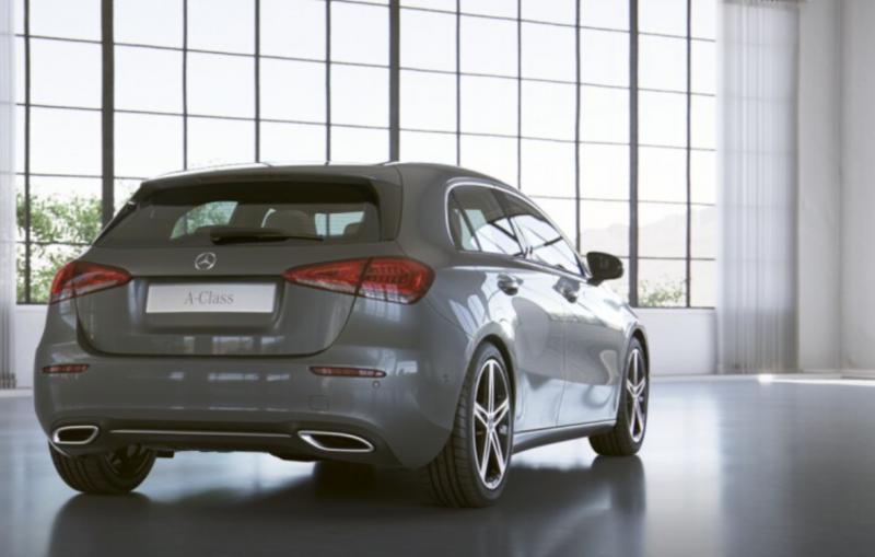 Mercedes-Benz A 180 Leasing für 239€ (Brutto)