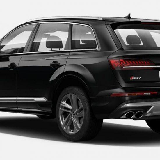 Der neue Audi SQ7 TDI mit 435 PS