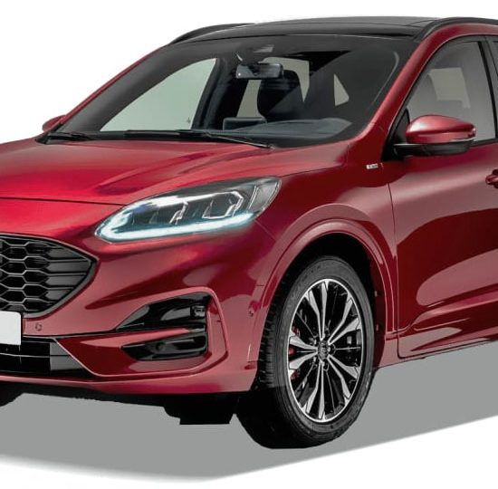 Ford Kuga 2.5 Duratec PHEV Titanium 122€ Netto pro Monat (0,37 LF)