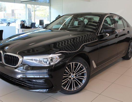 BMW 520 i Sportline Limousine für Privatkunden ab 399€-Monatsrate