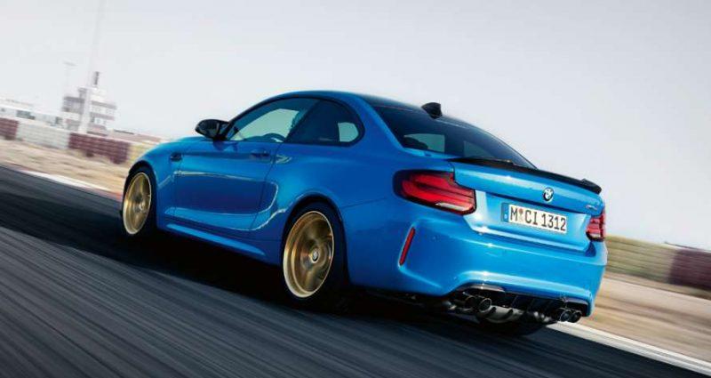 BMW M2 Competition für Privatkunden für 489€/Monat