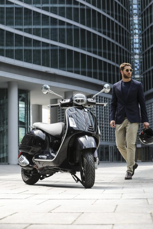 Vespa 300 GTS für 56 € im Monat (Privat & Gewerbe)